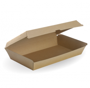 Clamshell Meal Box