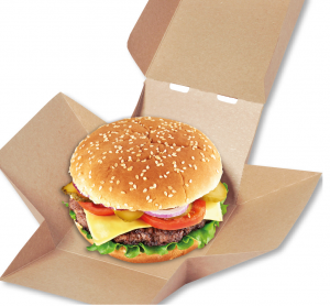 Gourmet Burger Box