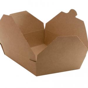 No 2 Kraft Deli Box