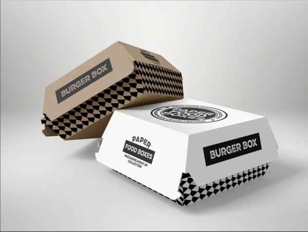 """5"""" Burger Box"""